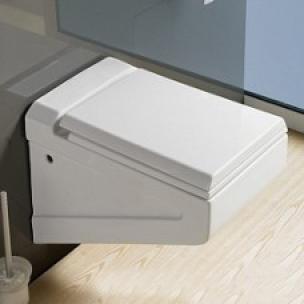 Унитаз подвесной 520х350х395 MELANA (сиденье микролифт, межосевое 180)