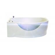 Акриловая ванна МИЛЕНА (левая,правая) Triton